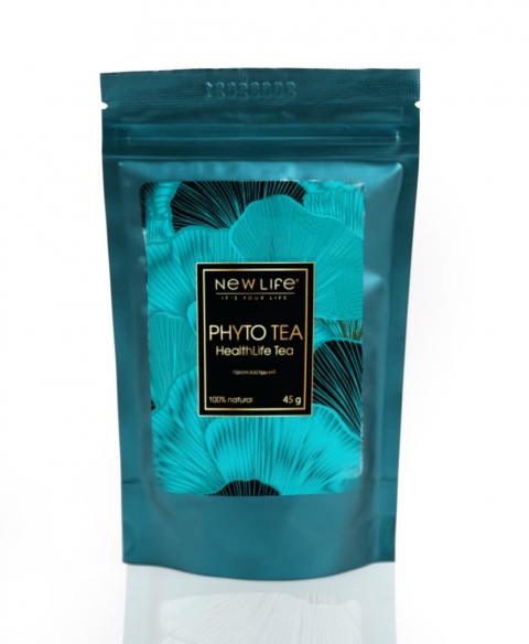 PHYTO TEA | HealthLife Tea |Фиточай противопростуд-ный